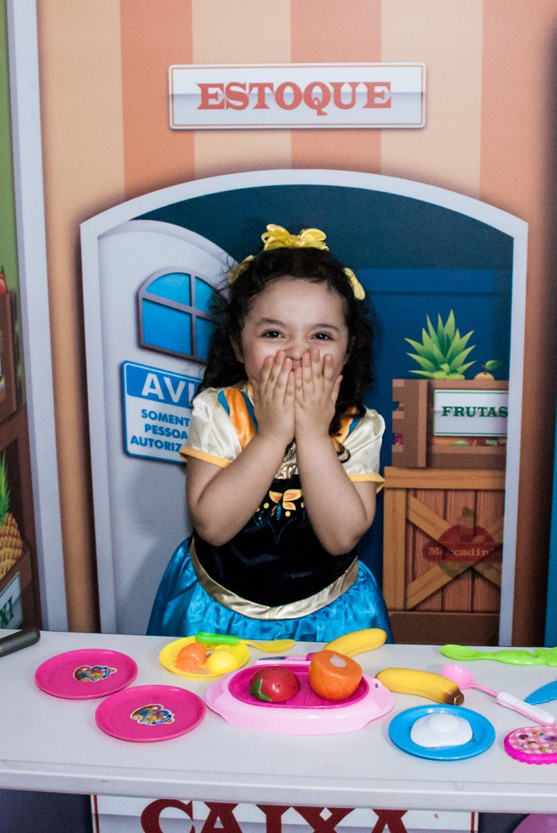 diversão garantida na casa de bonecas