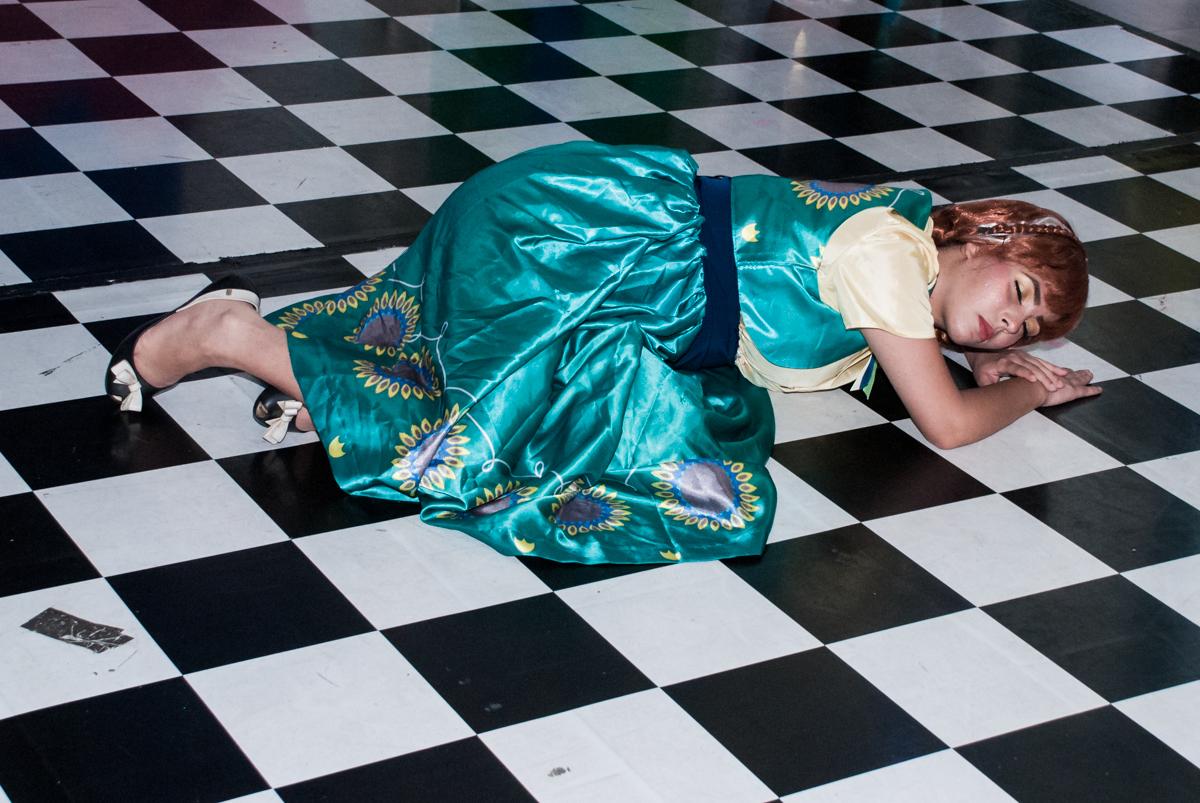 Foto de Anna Clara 4 anos