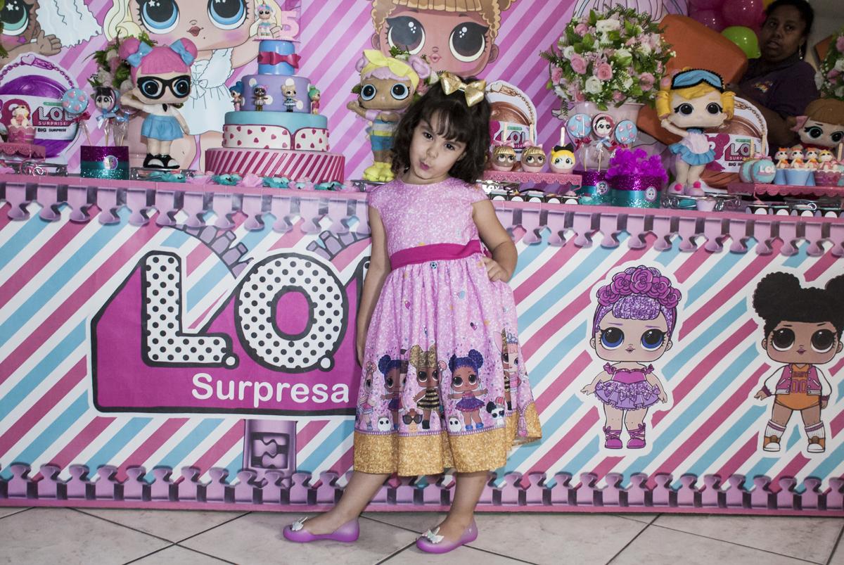 pose de princesa para a foto