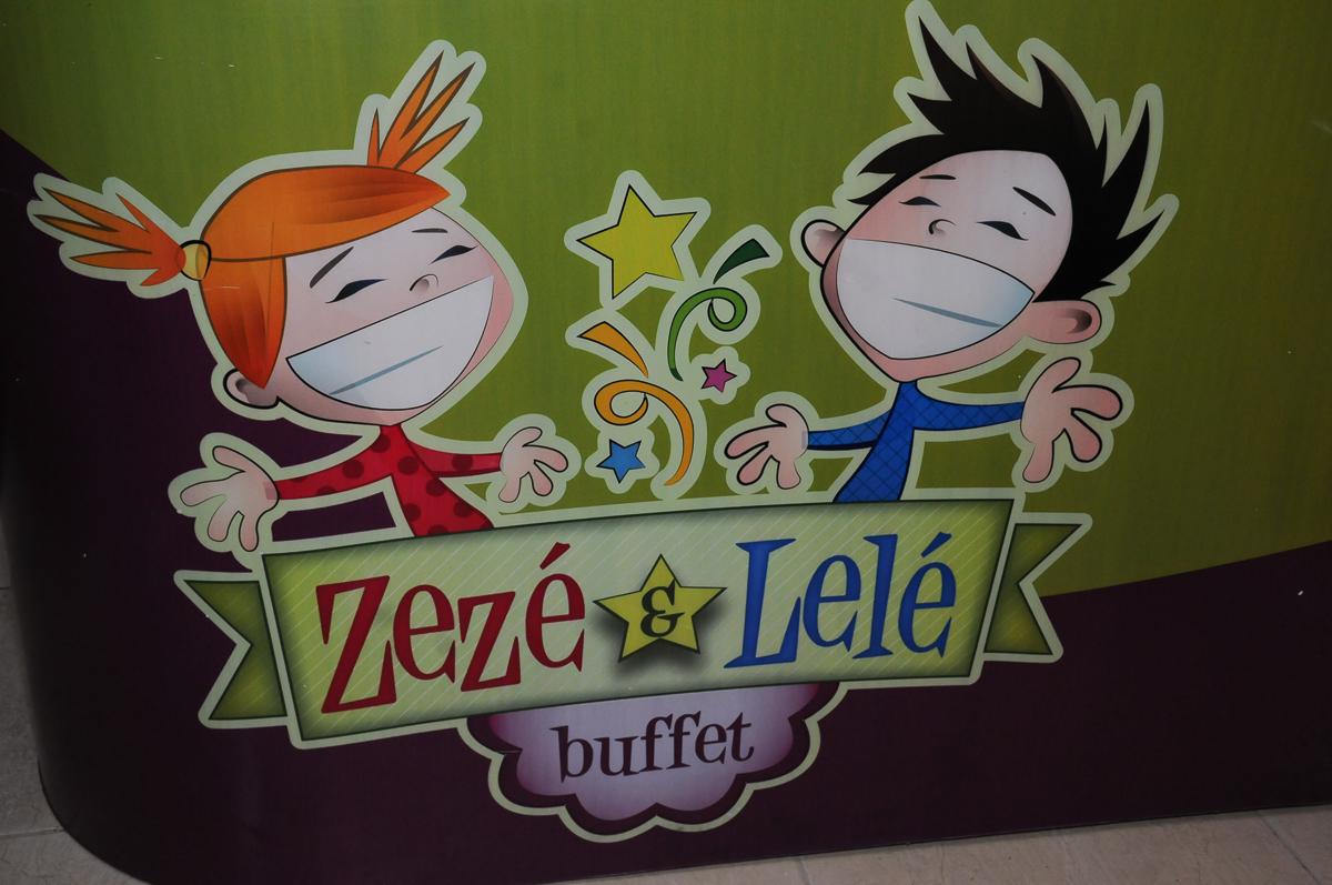 Buffet Zezé e Lelé