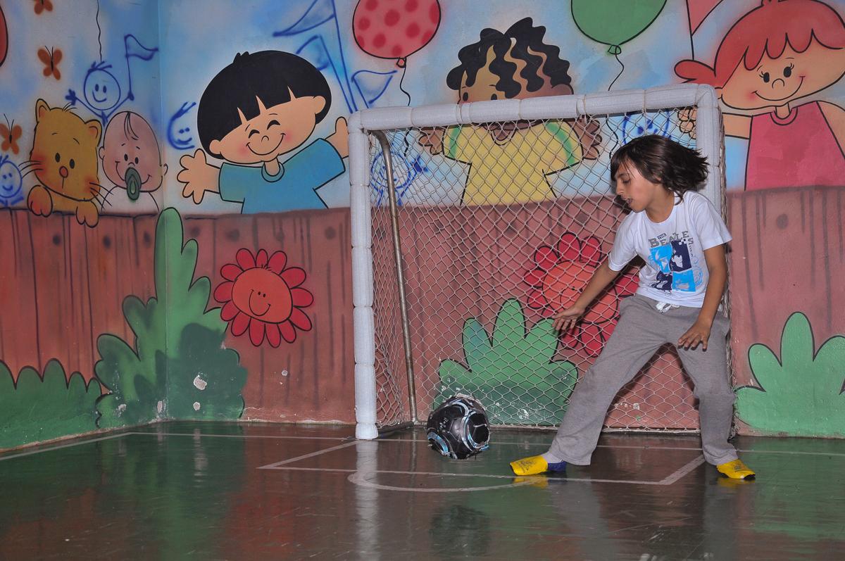 jogada de craque no Buffet infantil Salakaboom