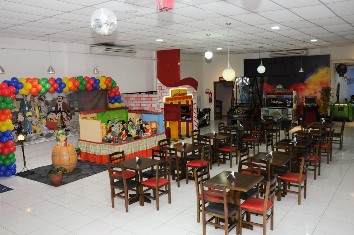 decoração da festa da gabriella no Buffet Espaço Parabéns, Lapa