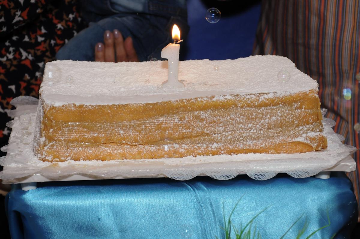 bolo de aniversário no Buffet Magic Joy - Moema, São Paulo