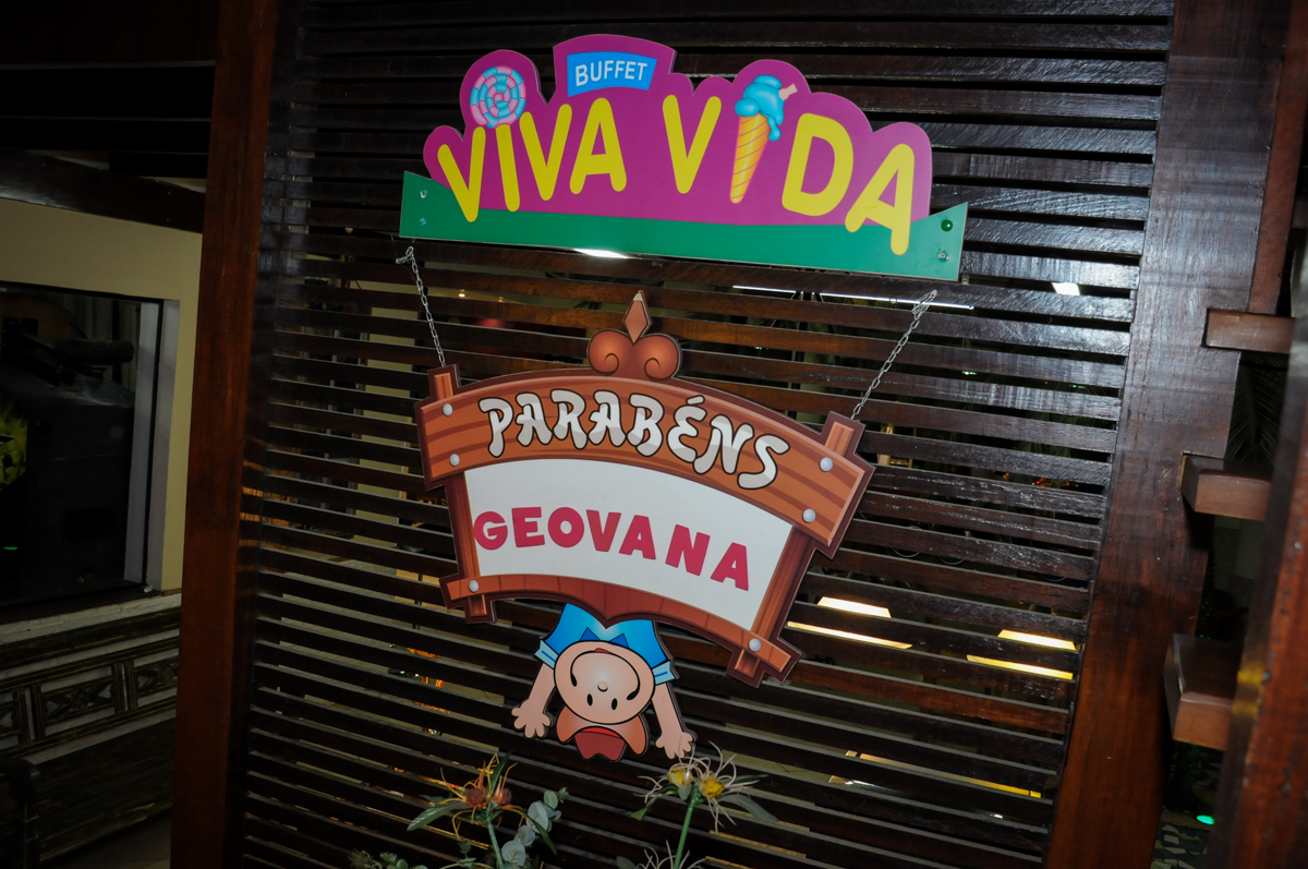Parabéns geovana Buffet Viva Vida, Butantã, São Paulo