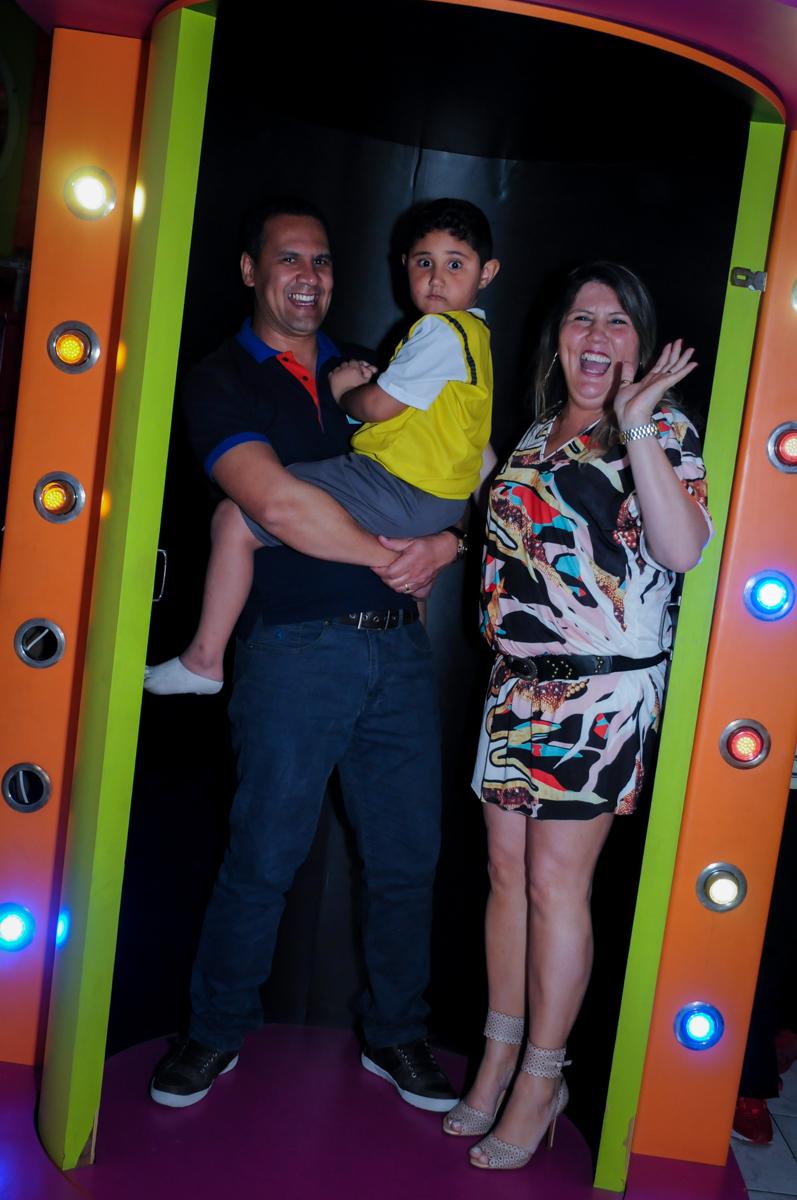maquina do parabéns no Buffet Infantil Amazing, Alphaville, São Paulo