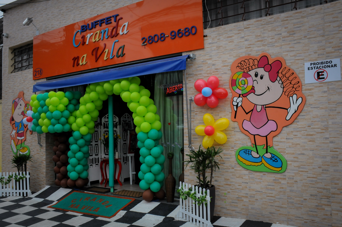Buffet Ciranda da Vila, Osasco, SP
