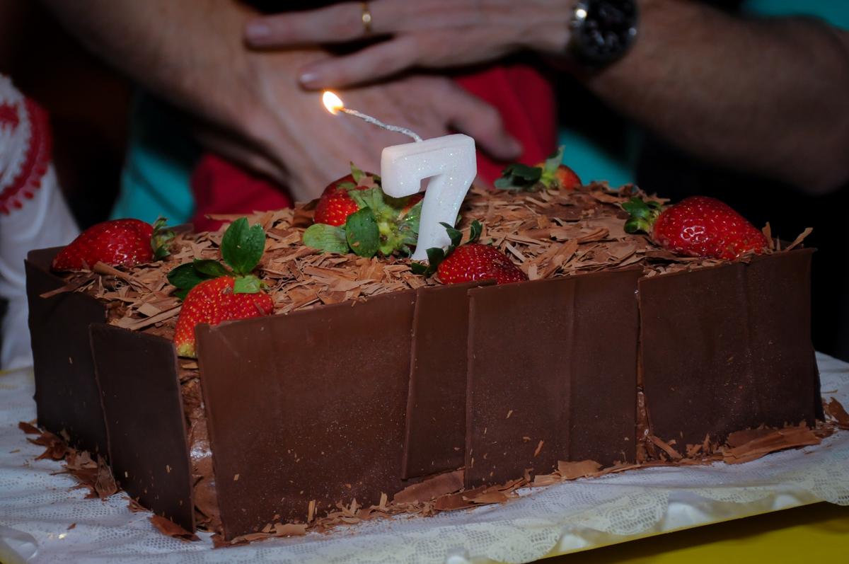 bolo de aniversário no Buffet Magic Joy, Saúde