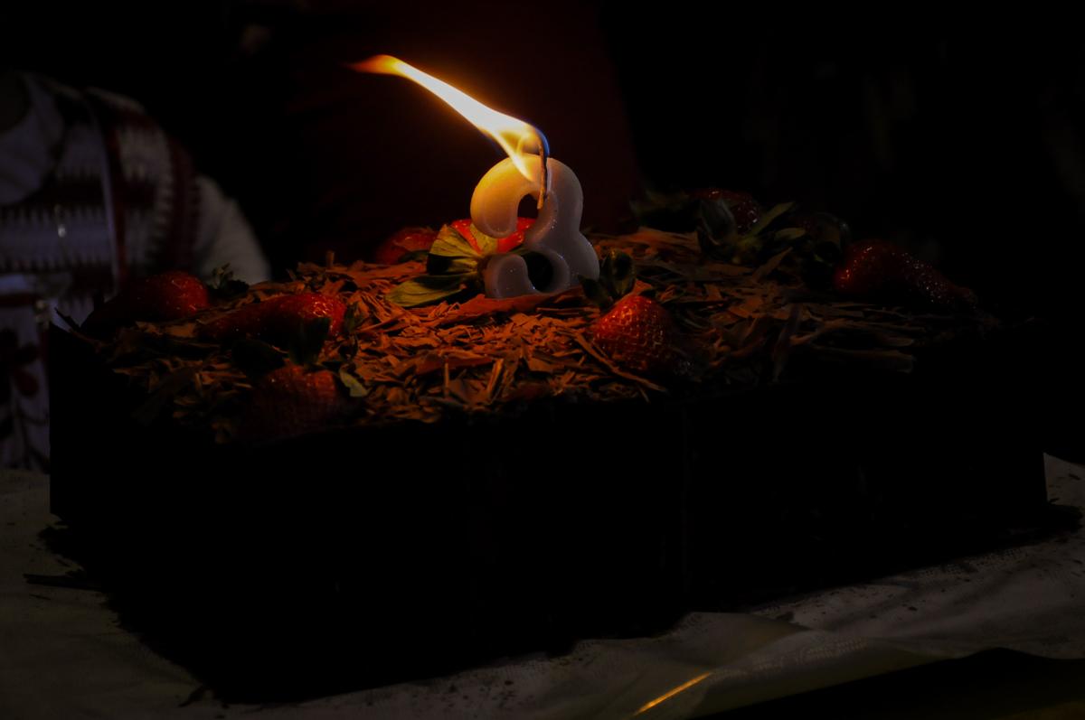 velinha de aniversário no Buffet Magic Joy, Saúde