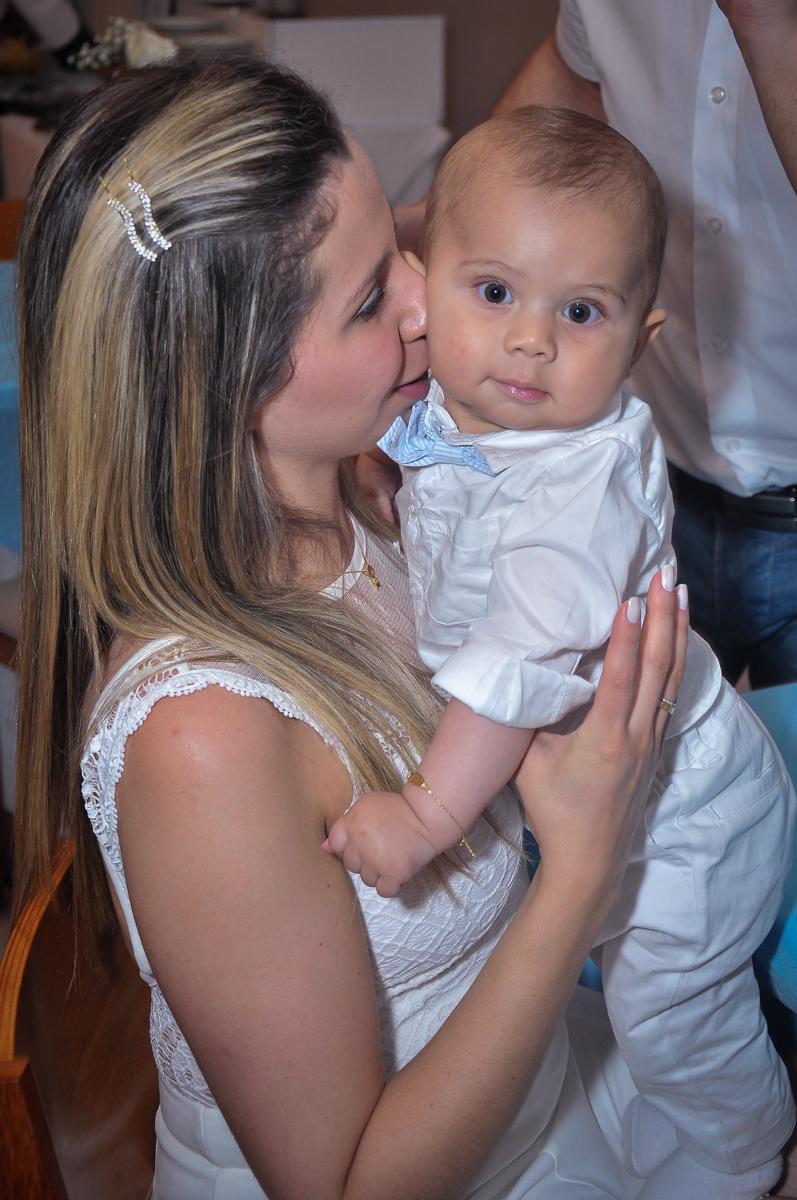 Mais beijinhos agora beijinho da mamãe festa no condomínio