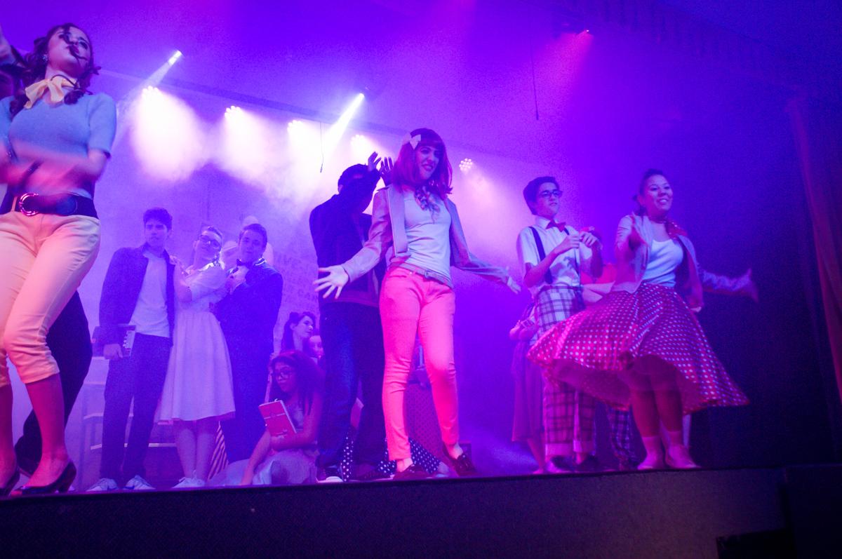 show dos atores no Teatro, Musical no Butantã, São Paulo