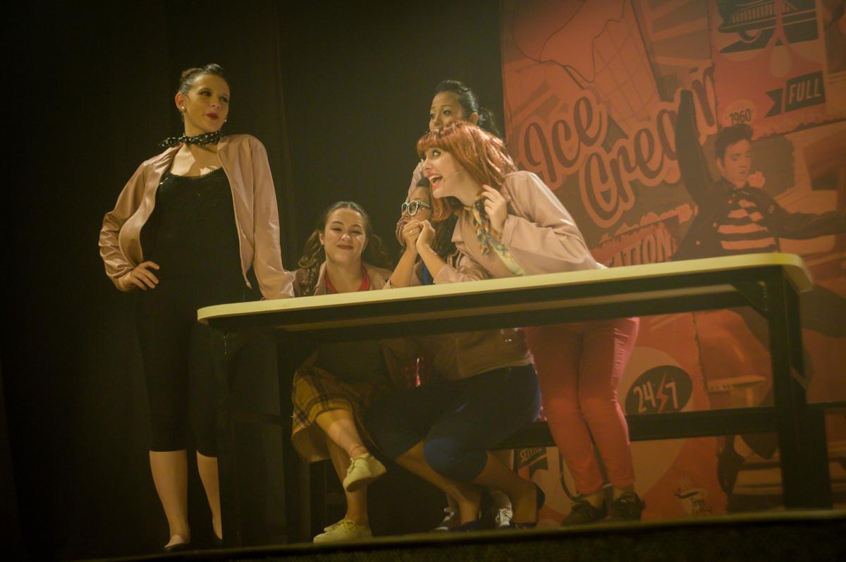O musical contou com teatro cheio no Teatro, Musical no Butantã, São Paulo
