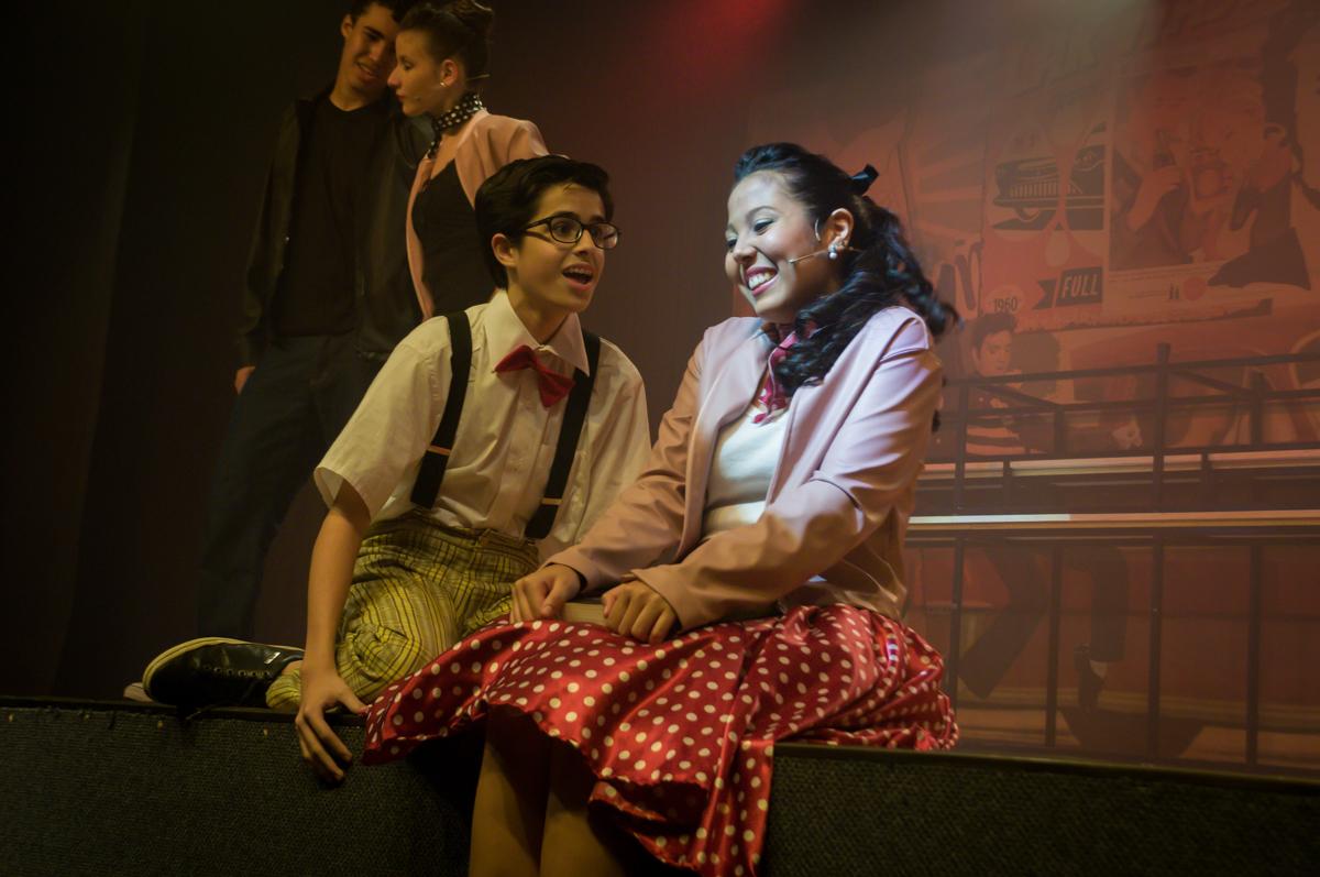 participação geral para que tudo sair bem no Teatro, Musical no Butantã, São Paulo