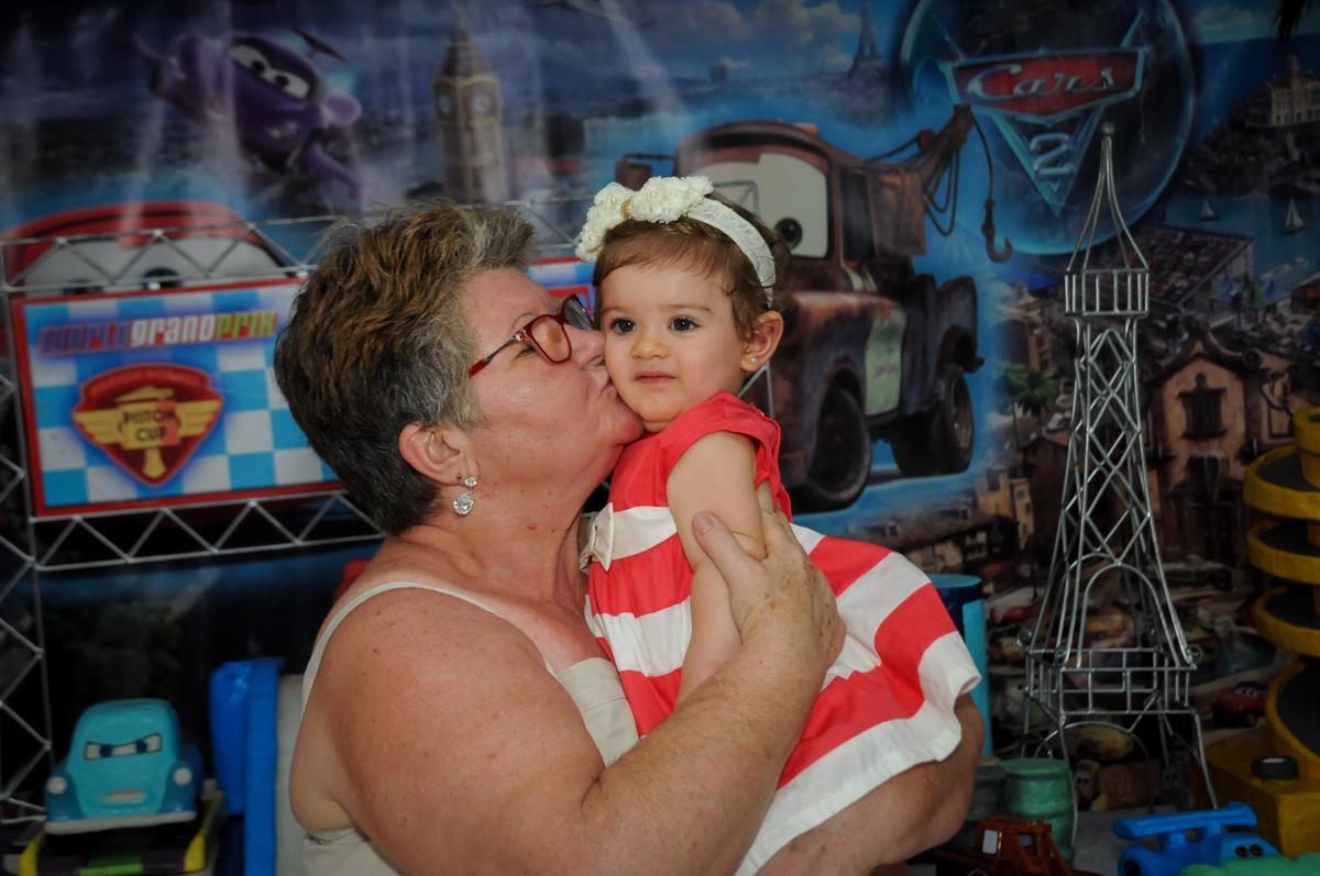 beijinho gostoso da vovó no Buffet Fábrica da Alegria, Morumbi, SP. festa infantil, Samuel 4 anos, tema Carros