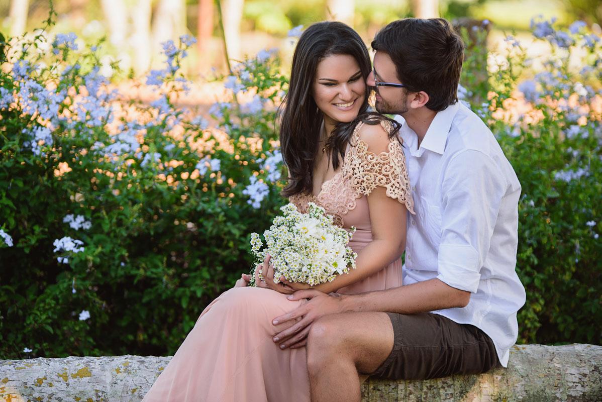 toda noiva ama um buque de flores