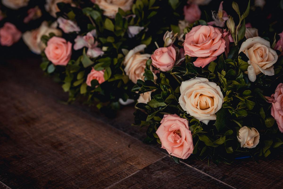 flores de casamento