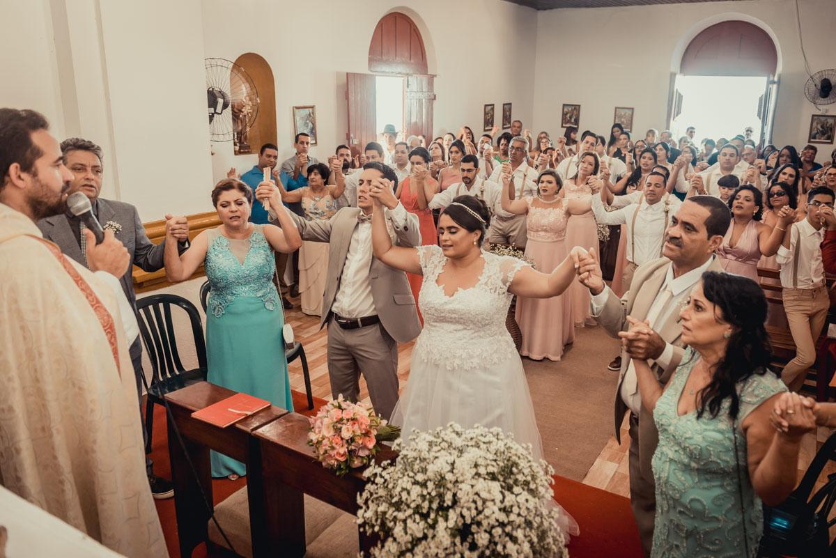 o melia de casamento