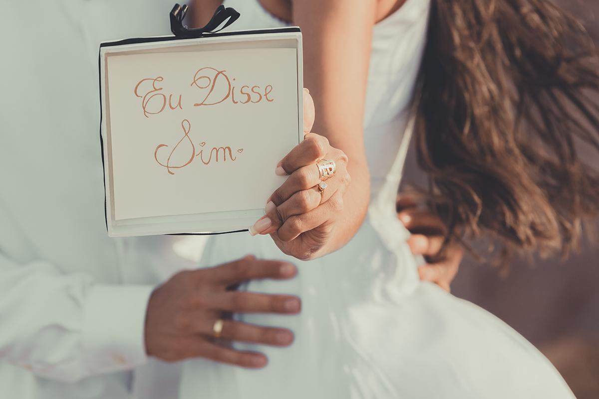 eu disse sim
