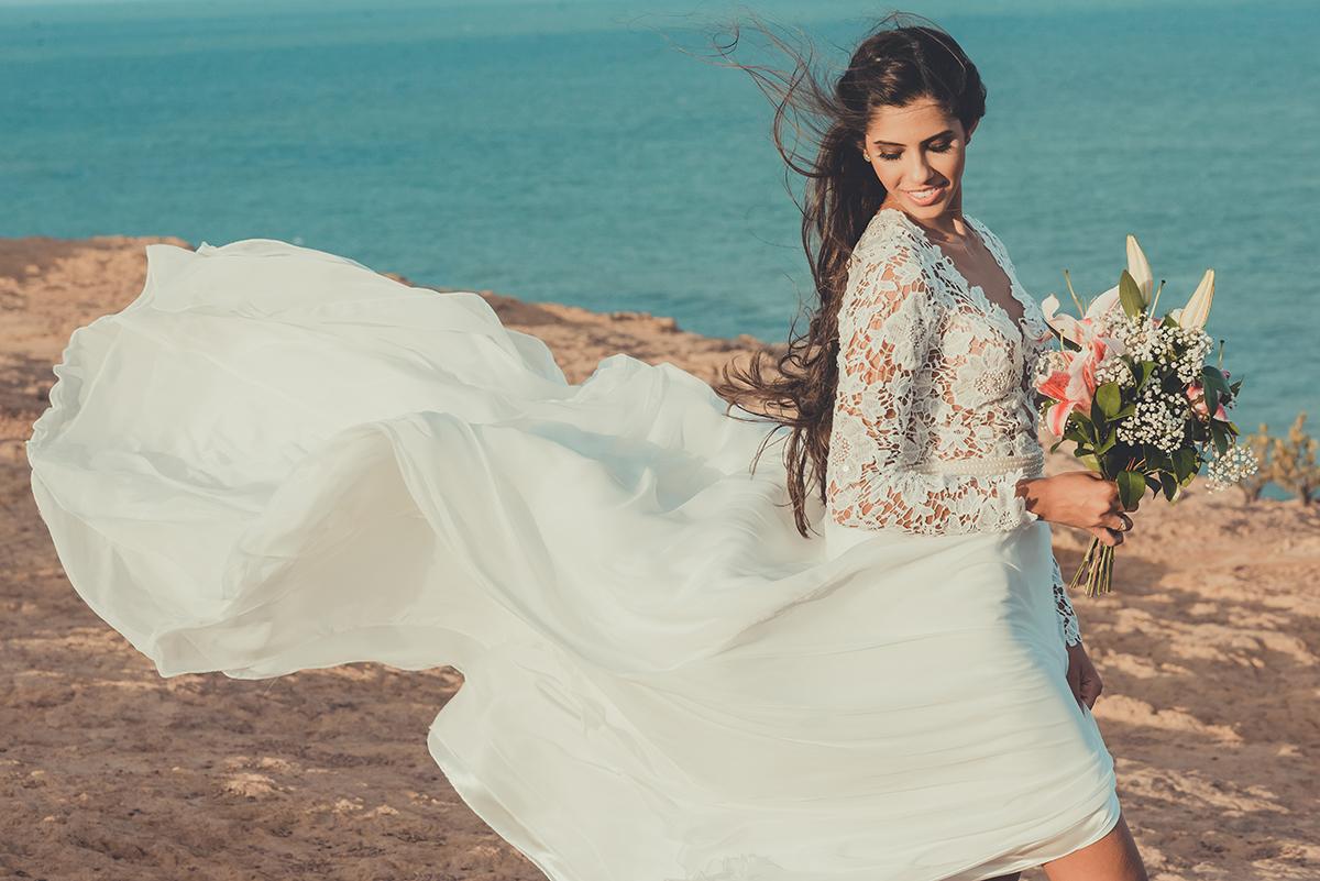 a noiva mais linda