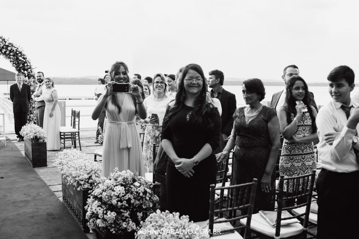 a visão da noiva