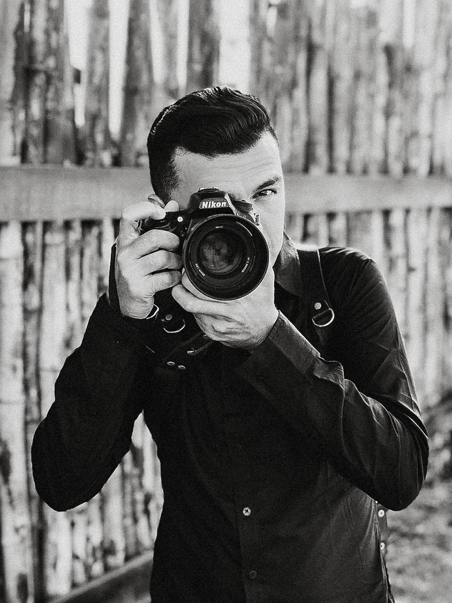 Sobre Johnny Araújo - Fotógrafo de casamentos e ensaios de João Pessoa - Paraíba
