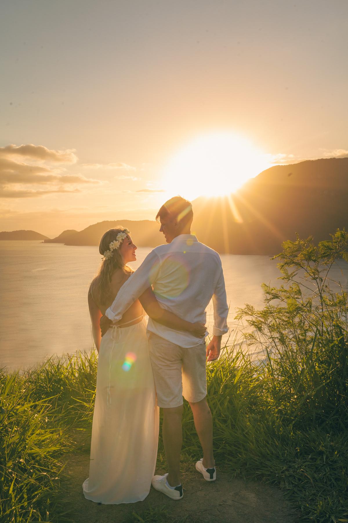 Imagem capa -                                                                         PRÉ-WEDDING NA PRAIA por Roberto Wilian