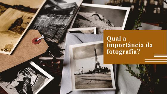 Imagem capa - Qual a importância da fotografia? por Vinicius Lima
