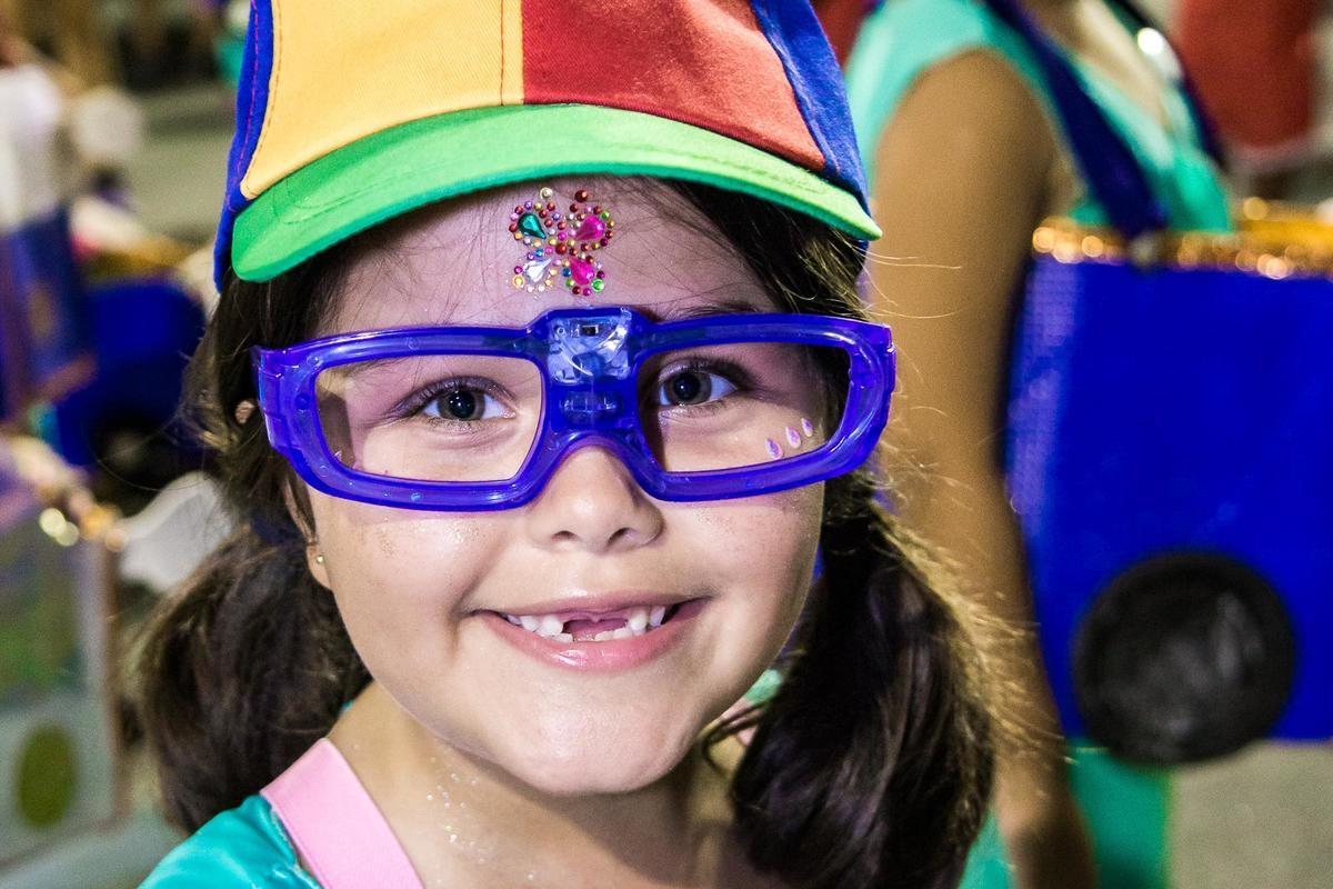 Imagem capa - O Carnaval das crianças por Bill Vianna
