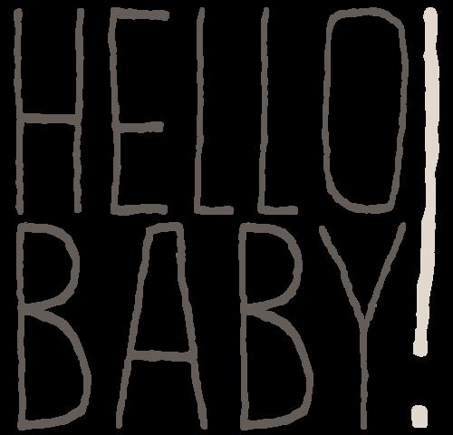 Logotipo de Hello Baby!Fotografia