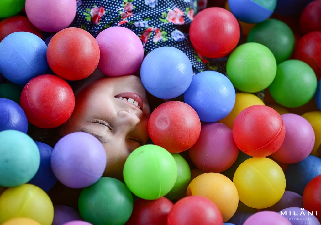 Foto de Pietro 3 anos