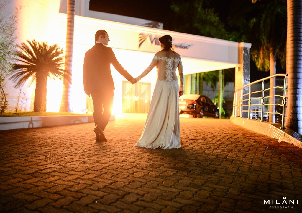 Foto de Carina e Gustavo