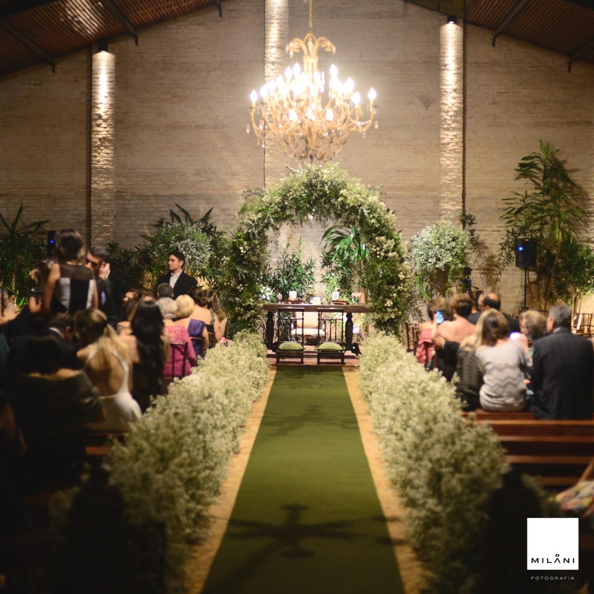 Celebração do casamento Ribeirão Preto
