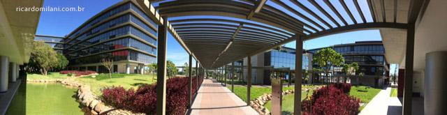 Foto Panoramica Georgina Business Park