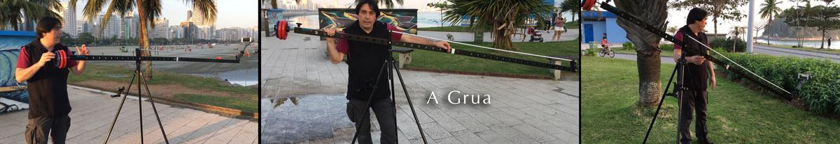 Imagem capa - GRUA PARA O SEU CASAMENTO, UMA VISTA RÁPIDA por Miriam e Ruben