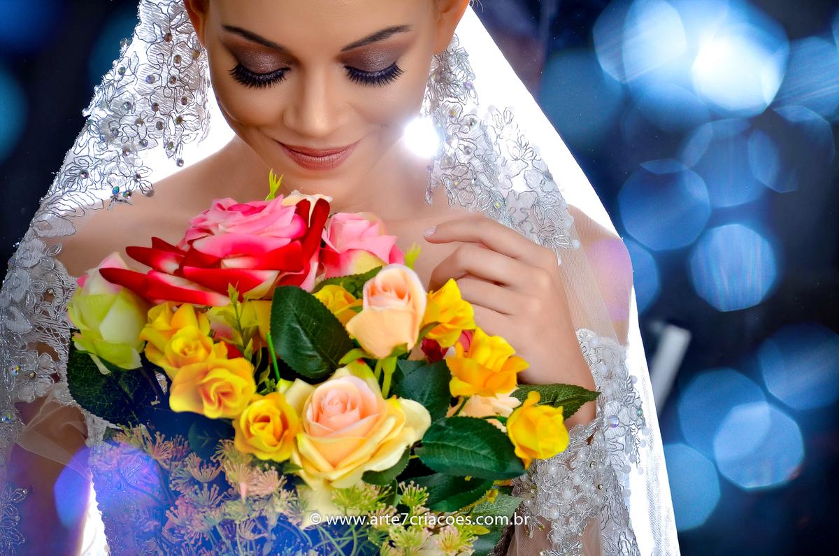 Imagem capa - 4 dicas para seu dia de noiva {Making Of} por Arte7Criaçoes