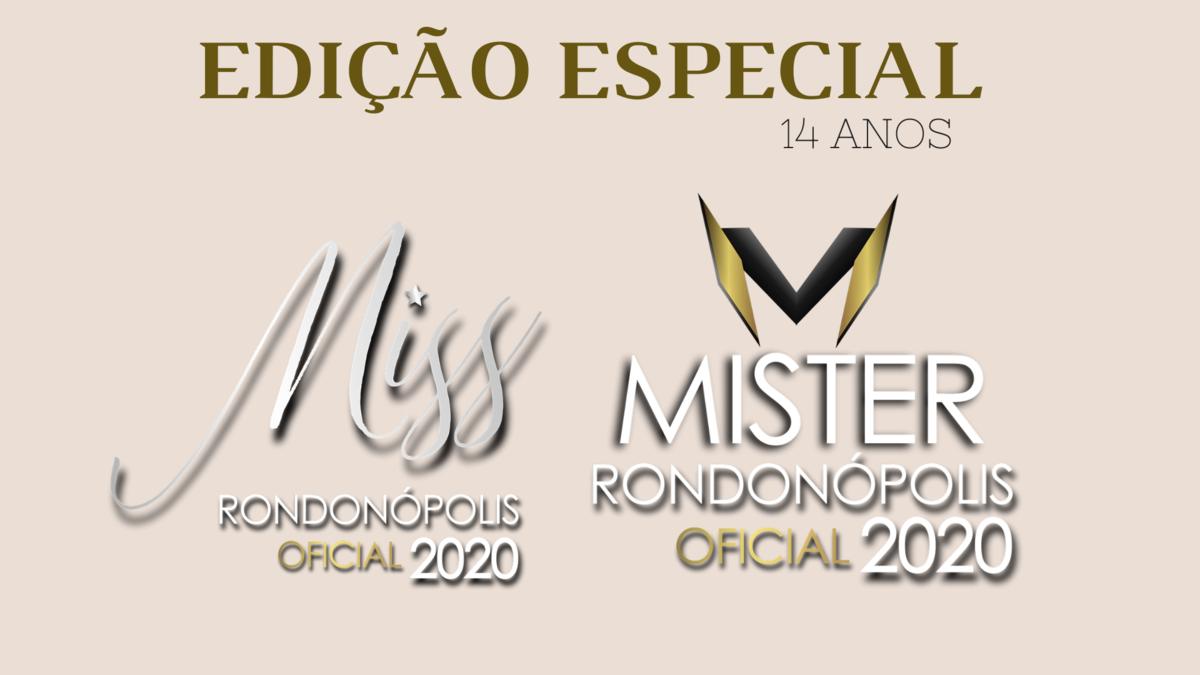 Imagem capa - Miss e Mister Rondonópolis 2020 por Rodolfo Roca