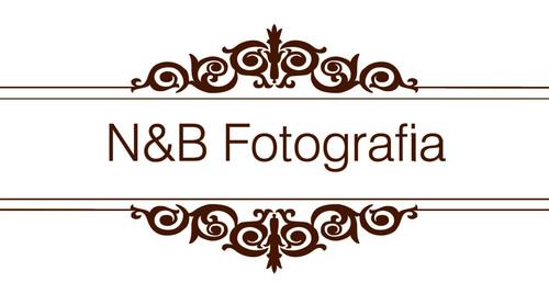 Logotipo de N&B Fotografia