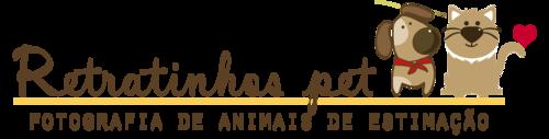 Logotipo de Retratinhos Pet
