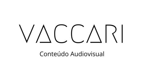 Logotipo de Vaccari - Conteúdo Audiovisual