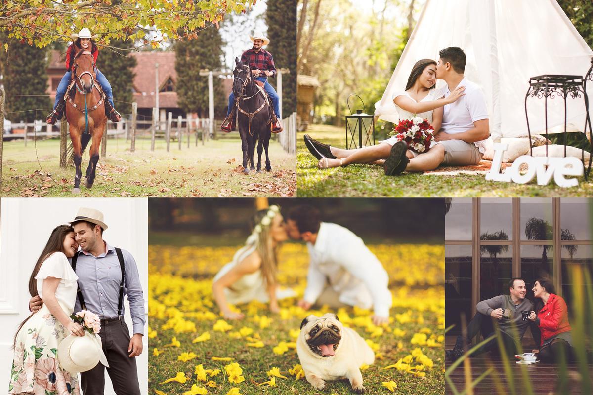 Imagem capa - Conheça 5 estilos de fotos que você pode usar no seu ensaio pré wedding por Raphaela e Heliel Persio