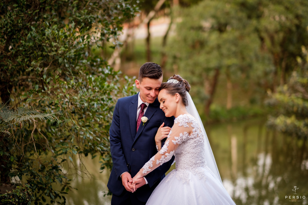 Imagem capa - Mini Wedding Janine e Maycon por Raphaela e Heliel Persio