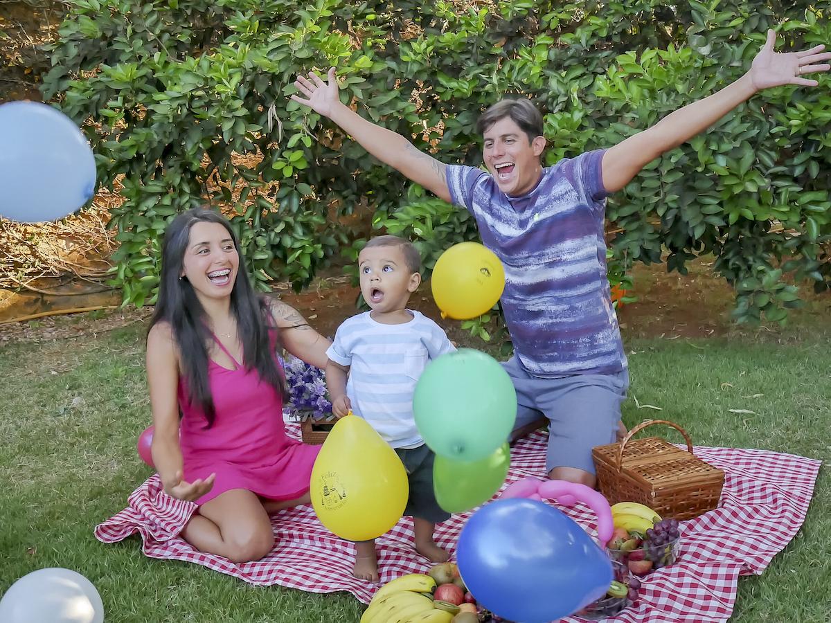 Imagem capa - Fotografe seus filhos mas também sejam fotografados com eles! por Veloso Valentim Fotografia