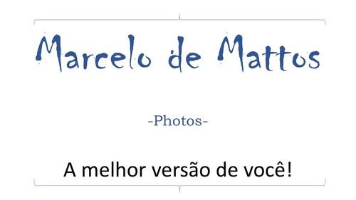Logotipo de Marcelo de Mattos
