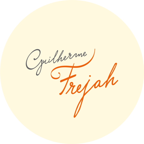 Logotipo de Guilherme Frejah