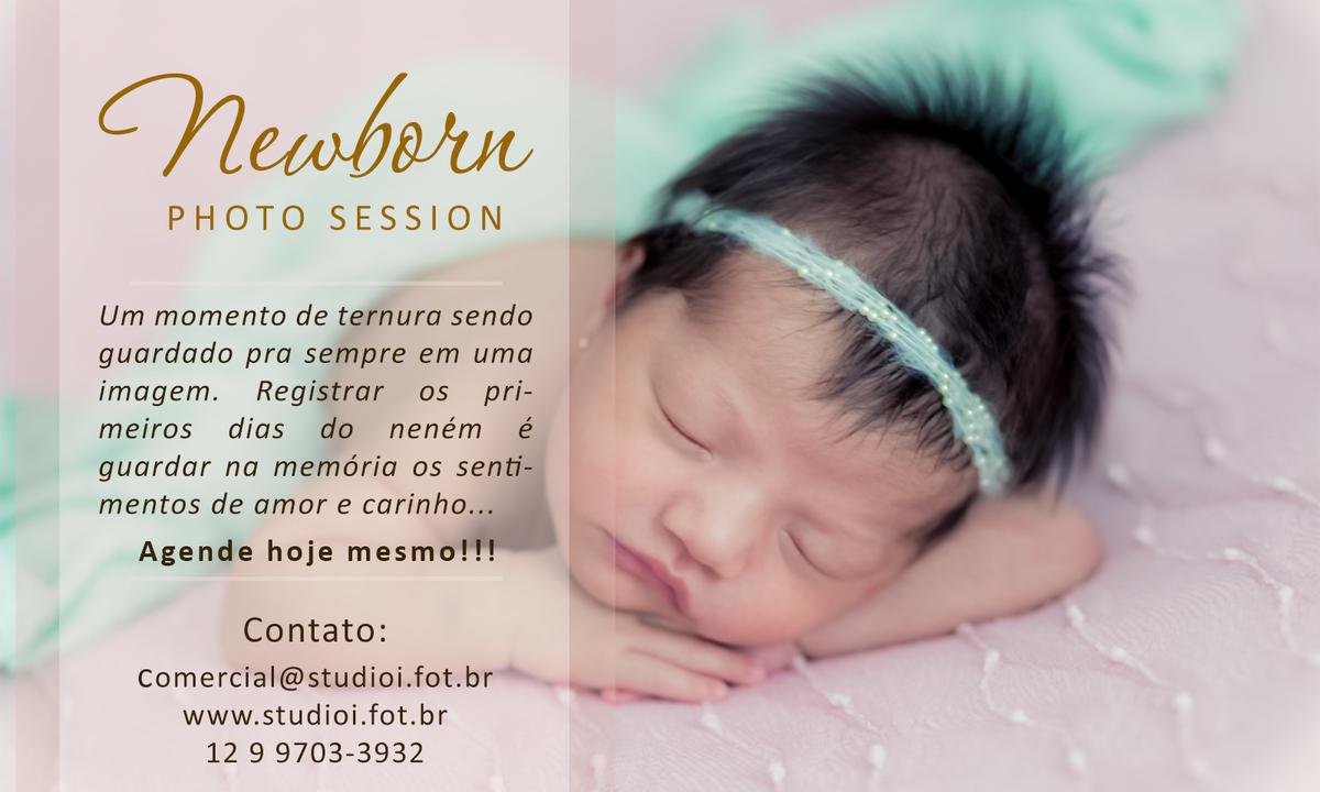 Imagem capa - Newborn por Studio i Fotografias