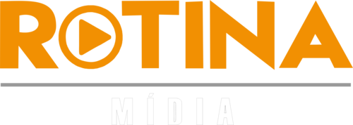 Logotipo de Rotina Mídia