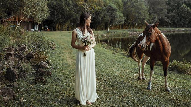 Imagem capa - A fuga do casamento!  por Lahm Produtora