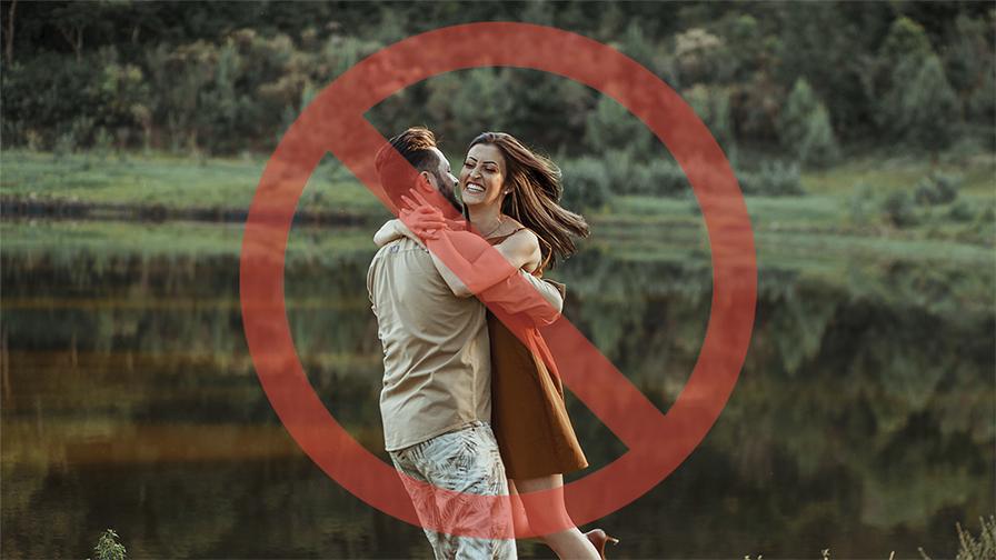Imagem capa - Não faça um Pré Casamento!  por Lahm Produtora