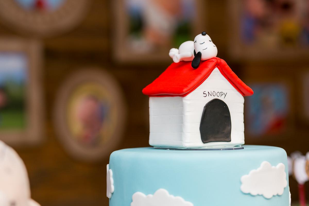 Imagem capa - Snoopy, um tema para morrer de amores! por Teca Avelar Fotografia