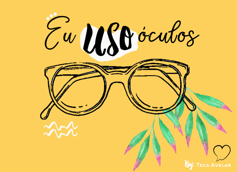 Imagem capa - Eu uso óculos - Sofia por Teca Avelar Fotografia