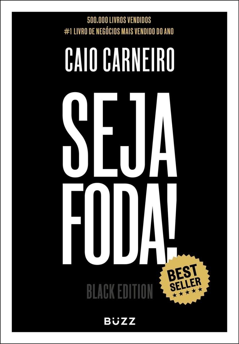 Imagem capa - Resenha do livro Seja Foda por Teca Avelar Fotografia